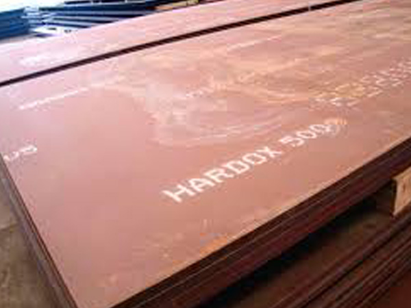 HARDOX 500 steel platechemical composition and property