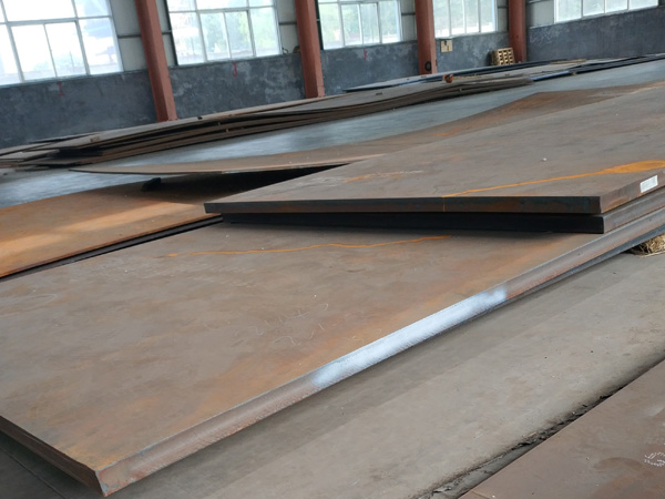 GB/T24186 NM500abrasion resistant steel plate